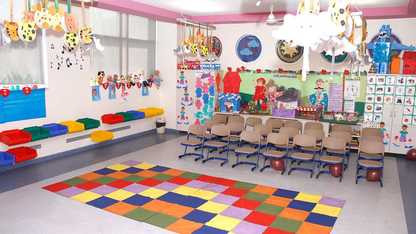 Best Play School in Mumbai - MBIP