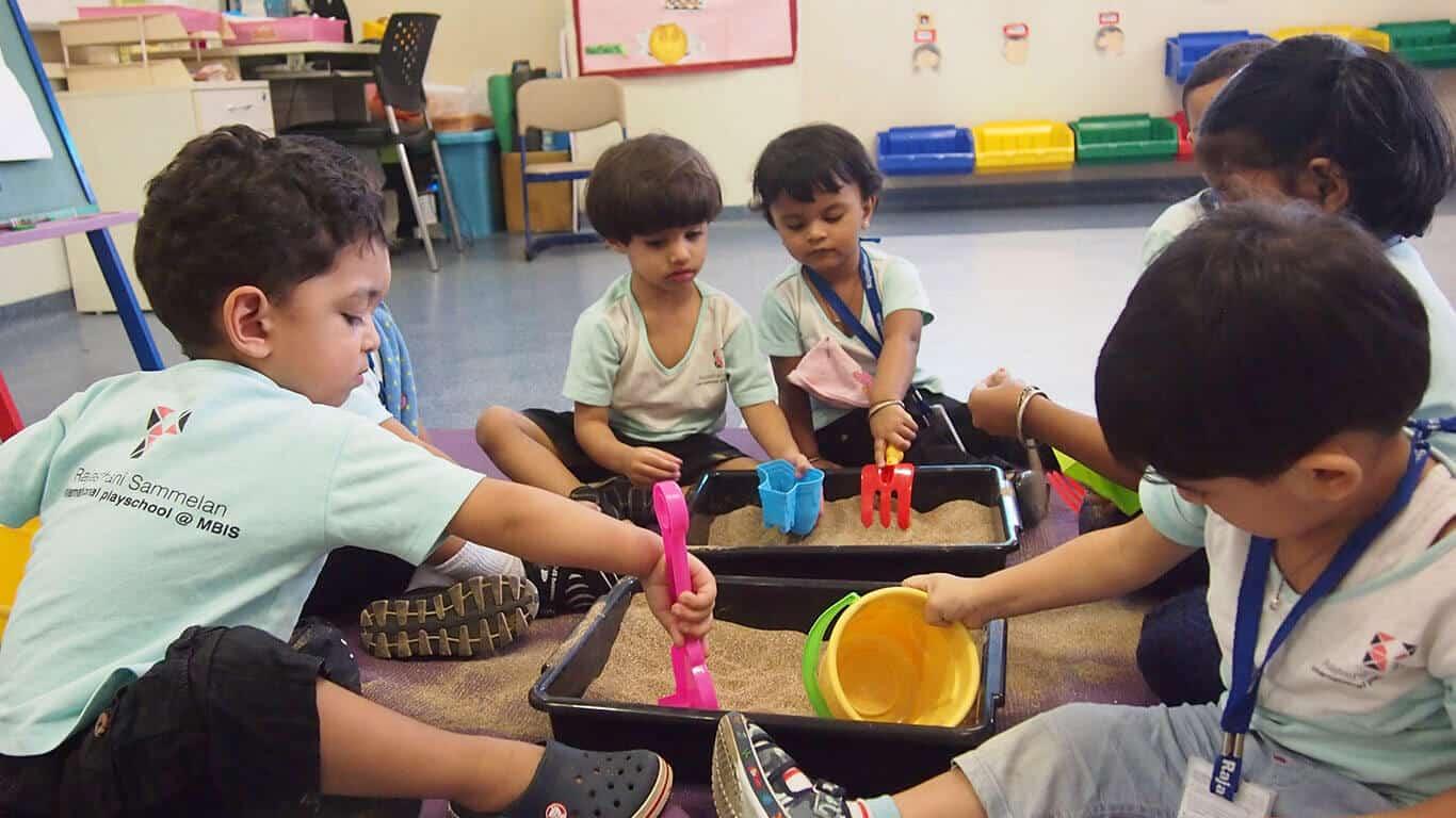 Play Schools Near Malad, Goregaon - MBIP