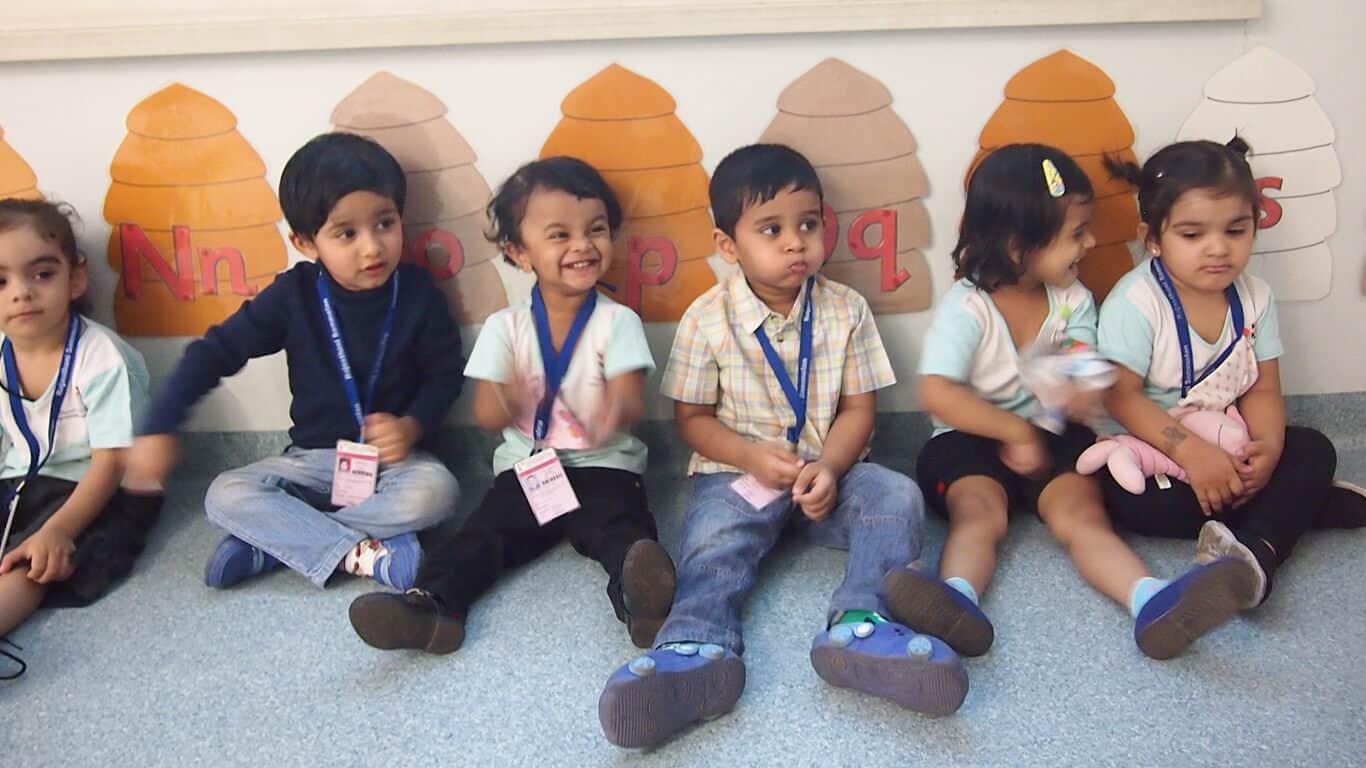 Pre nursery school near Malad, Goregaon - MBIP